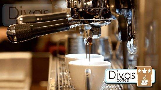 Boscoreale, Italia: Divas Coffee