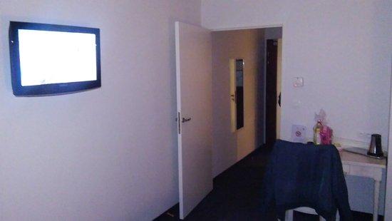 Hôtel Marso : On a passé une bonne soirée et un bon petit déjeuné dans ce petit hotel tres conviviale.
