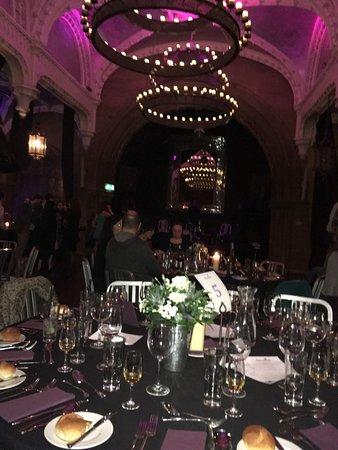 Ghillie Dhu Burns night & Burns night - Picture of Ghillie Dhu Edinburgh - TripAdvisor