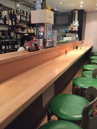 iwase small japanese restaurant in frankfurt bild von iwase frankfurt am main tripadvisor. Black Bedroom Furniture Sets. Home Design Ideas