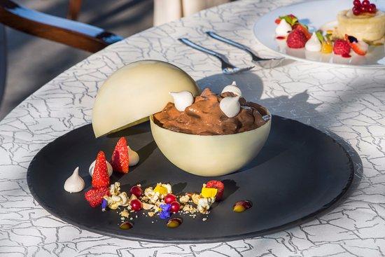 Le Classique: Chef Remi's Chocolate Dessert