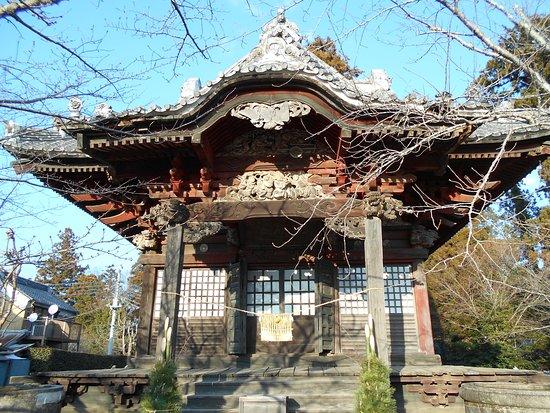 Inashiki, Japón: お寺の本殿