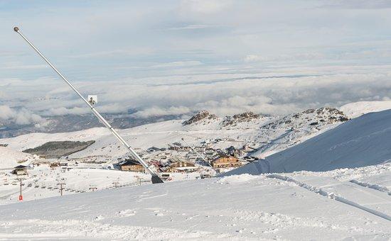 Sierra Nevada National Park, Espagne : Ven a disfrutar de la montaña con nosotros