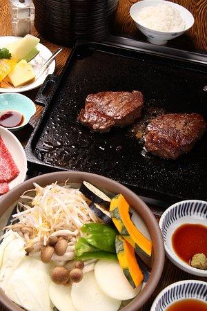 Kanekichi: 近江牛へレ肉