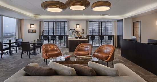 Vital Hotel: Bosiness Lounge