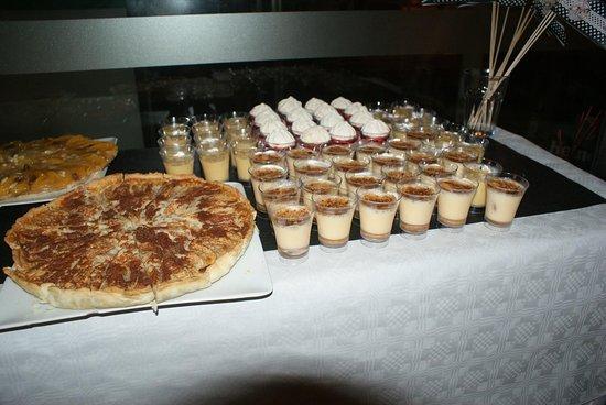 Maia, Portugal: Sobremesas para grupos - buffet