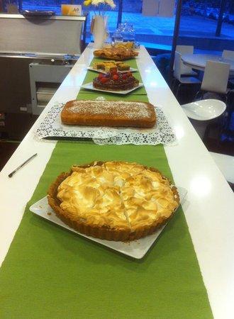 Maia, โปรตุเกส: Sobremesas diversas do dia