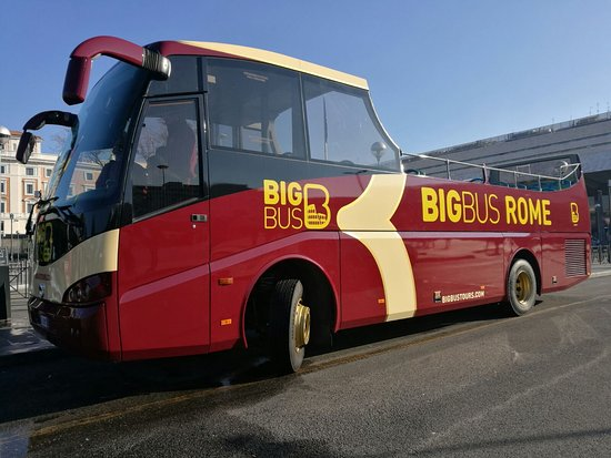 big bus rome tripadvisor. Black Bedroom Furniture Sets. Home Design Ideas
