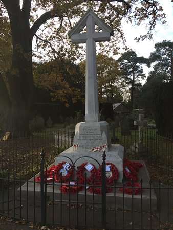 Woodhall Spa Town War Memorial