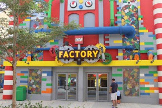 Lego Factory - Picture of LEGOLAND Dubai, Dubai - TripAdvisor