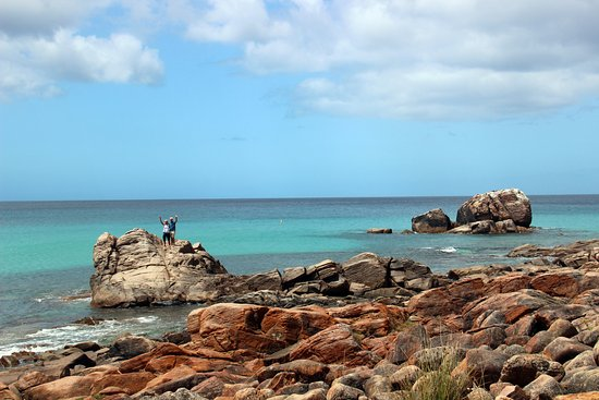 Cape Naturaliste, Australia: Great scenery, on a perfect summer day
