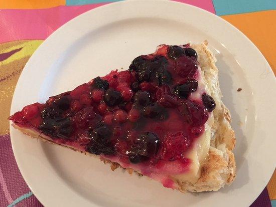 Encamp, Andorra: Отличный десерт!
