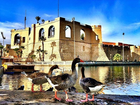 Tripoli's Red Castle (Assai al-Hamra)