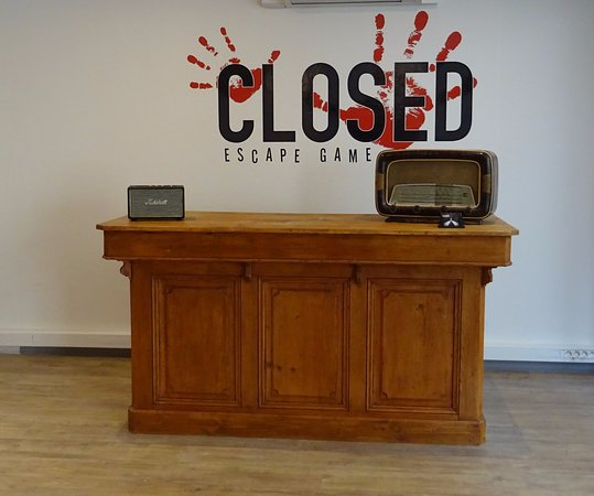 ‪Closed Escape Game Valence‬