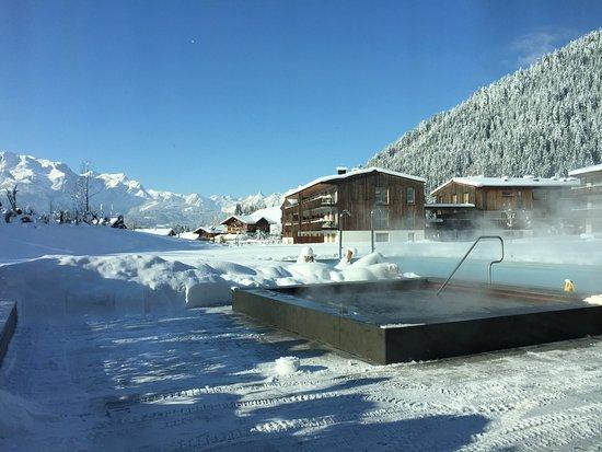 Werfenweng, Austria: Whirlpool