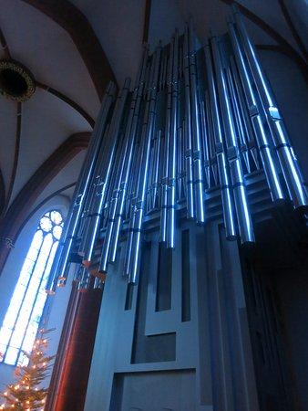 Katholische Pfarrkirche St. Stephan: орган
