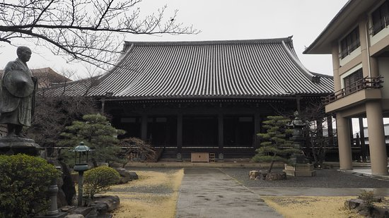 Kenshoji Temple