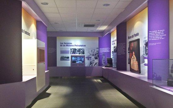 Museo Centro de Interpretacion de las Escuelas Viajeras