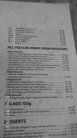 Lots of potatoes!