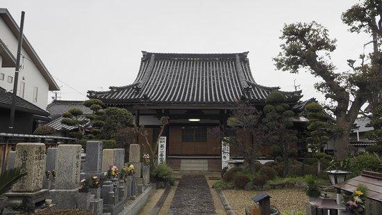 Nenbutsudera Temple