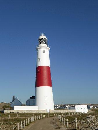 Isle of Portland, UK: The Famous Lighthouse