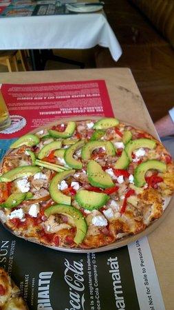 Bryanston, Sudáfrica: Morituri Pizza