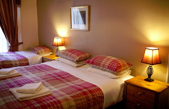 Regent House Hotel: Family Room (3 pax)