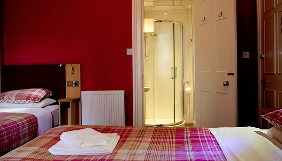Regent House Hotel: Quadruple Room (4 pax)