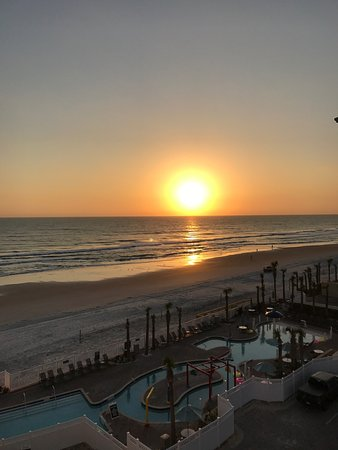 The Cove on Ormond Beach: Sunrise