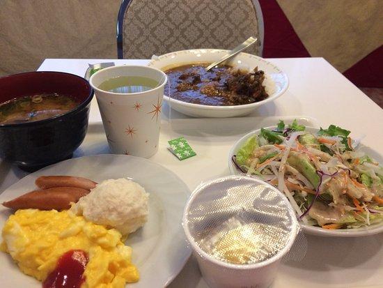 Nabari, Japan: 伊賀牛汁とカレーがとてもおいしい