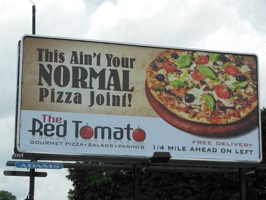 Orefield, PA: The Red Tomato Pizzeria