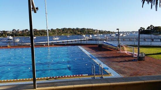 Bicton Pool