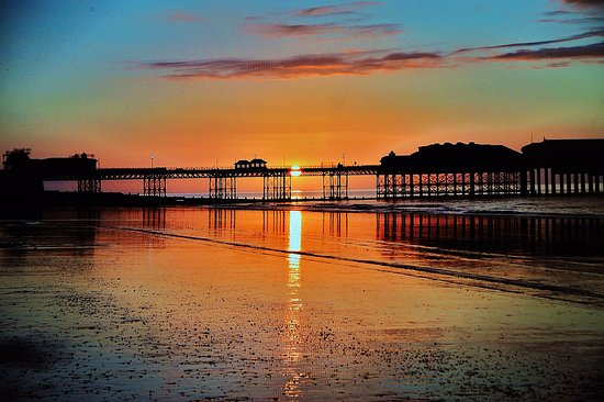 Cromer, UK: Stunning location