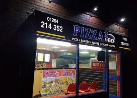 Pizza 2 Go Bolton Photos Restaurant Reviews Food