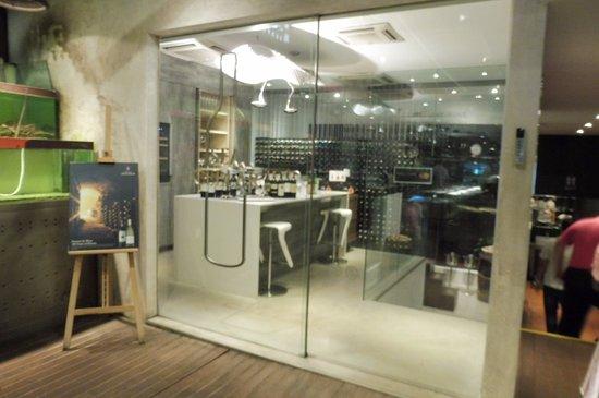 Subang Jaya, Malaysia: Wine Cellar