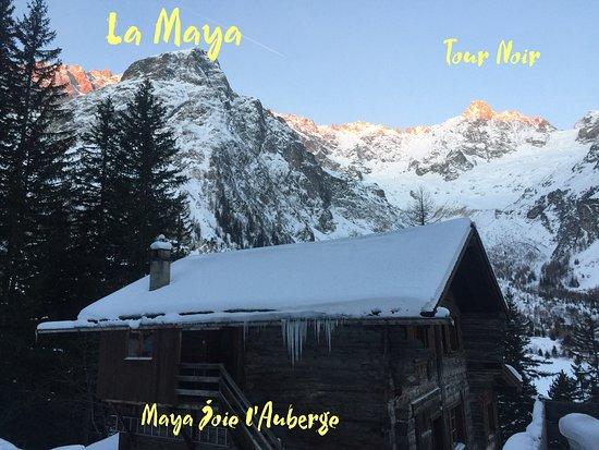 La Fouly, Swiss: Maya-Joie