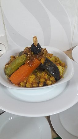 RESTAURANT DELICE : best couscous ever