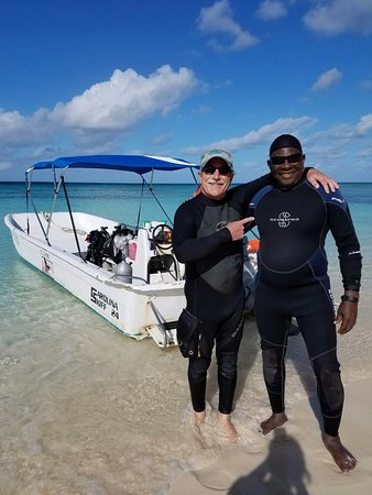 Bohio Dive Resort : Best dive master and one of the best divers I have ever been with.