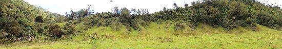 Cajamarca, Colombia: Cono volcánico