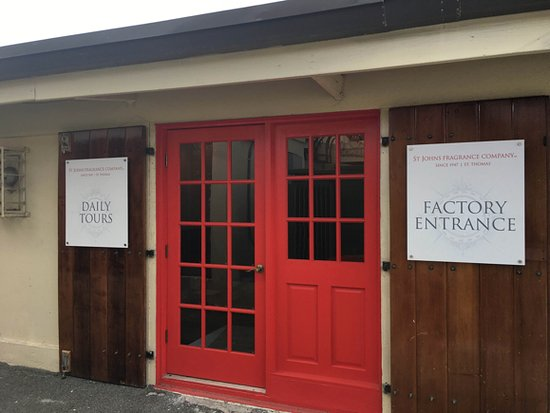 Charmant St Johns Fragrance Company Factory Tours: Welcome To St Johns Fragrance  Factory In St.