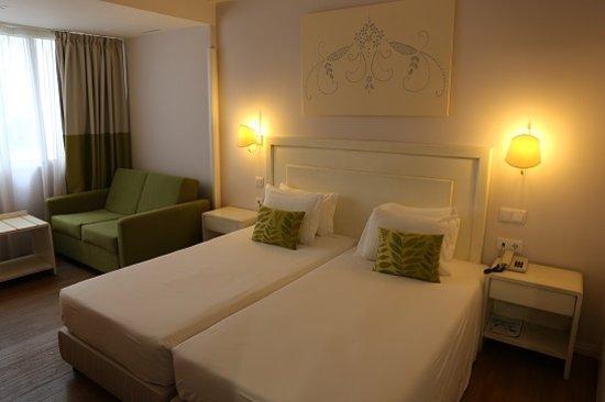 Hotel Madeira: 客室(ホテルマディラ)