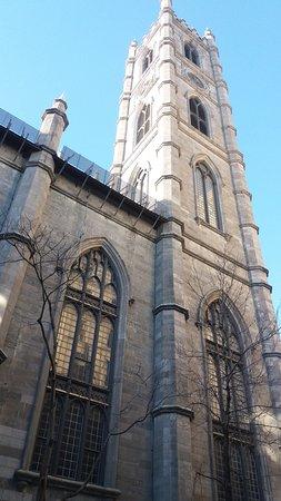 Montreal, Canadá: Basílica Notre-Dame