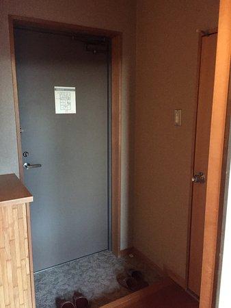 Suikokan: 部屋の入り口