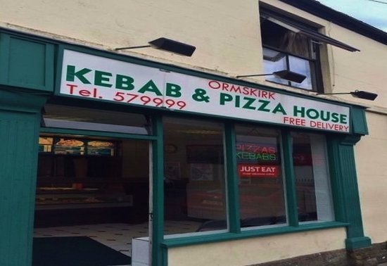 Ormskirk Pizza And Kebab House Restaurant Reviews Photos