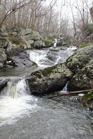 Elkton, MD: cascades near the falls
