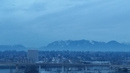 Westin Wall Centre Vancouver Airport: 20170115_163801_large.jpg