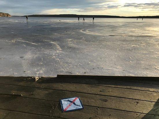 Sigtuna, Suecia: Prohibido tirarse de cabeza