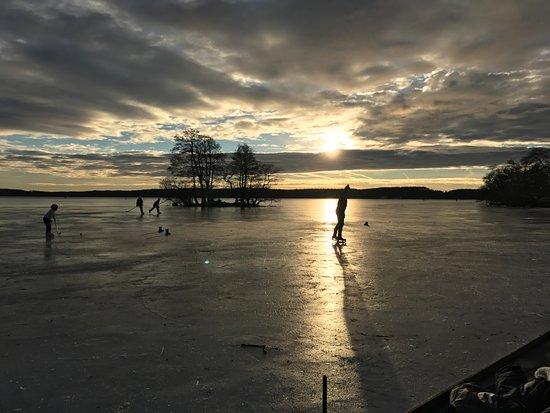 ซิกตูนา, สวีเดน: Sigtuna Lago malaren
