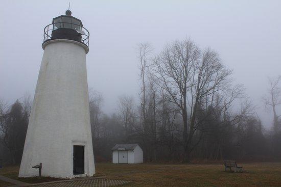 นอร์ทอีสต์, แมรี่แลนด์: Turkey Point lighthouse