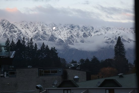 The Lofts Apartments: View to remarkables